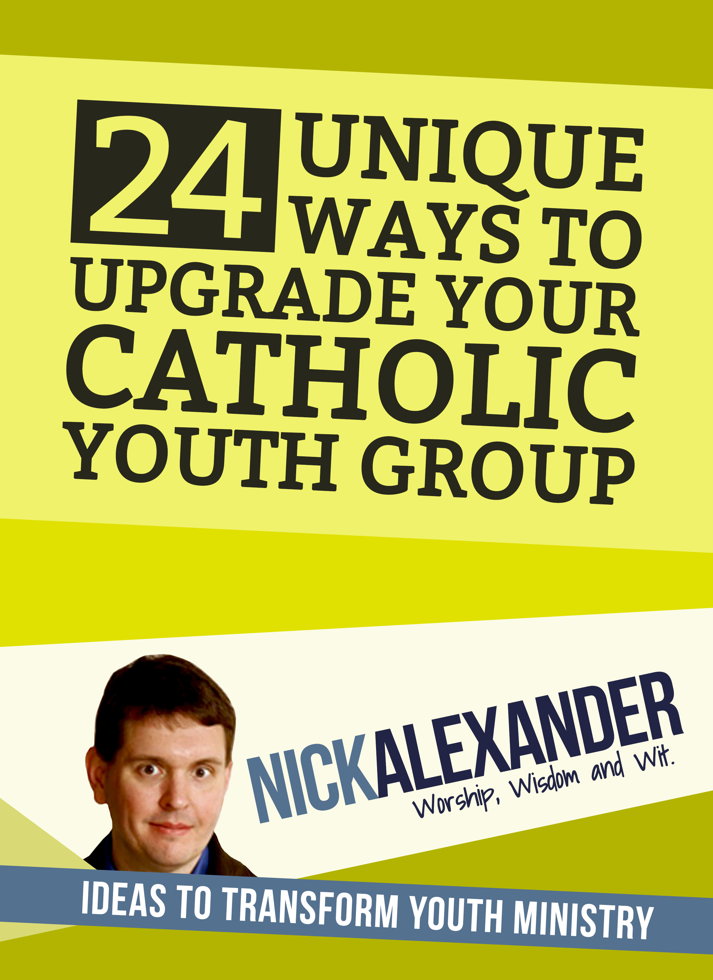 A new book to help Catholic youth ministers reach the next generation.